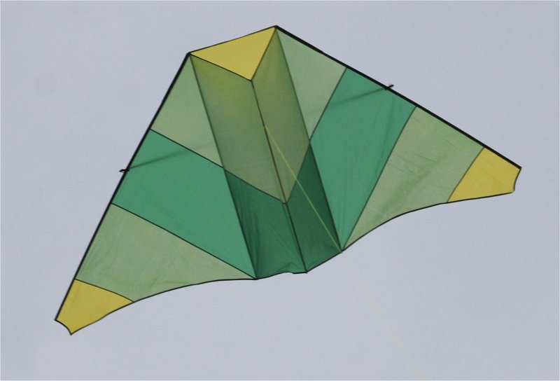 how to build delta kite